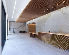 Ampersand Office Building / Darling Associates, London, UK