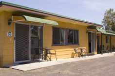 Kahlers Oasis Caravan Park Special Needs Unit Exterior