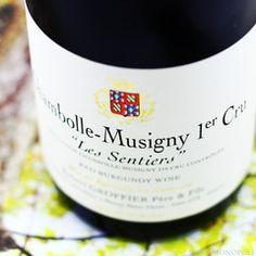 Robert Groffier Chambolle Musigny Les Sentiers 1er Cru 2001