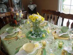 Easter/Spring theme