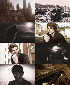 If there's a marauders movie coming out. I'd totally watch it. If Andrew Garfield is acting as Remus (along with Ben Barnes as Sirius) in the movie then, my soul would rest in peace cause i have seen perfection Mundo Harry Potter, Harry Potter Marauders, Marauders Era, Remus And Sirius, Sirius Black, Lily Evans, Harry Potter Images, Harry Potter Characters, Yer A Wizard Harry