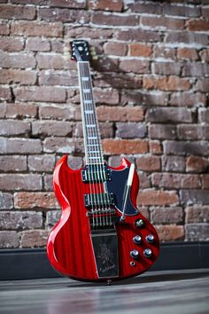 Epiphone Sg, Sg Standard, The Originals, Music Instruments, 60s Style, Collection, Design, Inspired, Twitter