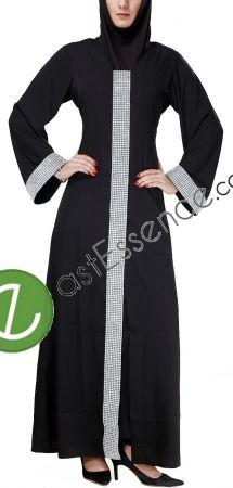 bling bling EID abaya from easternessence