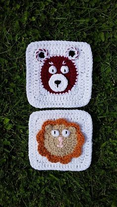 Ravelry: CrochetEtMoi's Zookeeper's Blanket