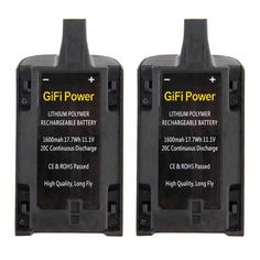 11.1V 1600mAh 20C Li-Po Powerful Battery Cells for Parrot Bebop Drone 3.0 - Black (2PCS). Find the cool gadgets at a incredibly low price with worldwide free shipping here. 11.1V 1600mAh 20C Li-Po Powerful Battery Cells for Parrot Bebop Drone 3.0 - Black (2PCS), Other Accessories for R/C Toys, . Tags: #Hobbies #Toys #R/C #Toys #Other #Accessories