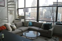 Penthouse in Hip Brooklyn w/ Deck in Brooklyn