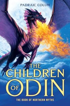 """Read """"The Children of Odin The Book of Northern Myths"""" by Padraic Colum available from Rakuten Kobo. Before time as we know it began, gods and goddesses lived in the city of Asgard. Odin All Father crossed the Rainbow Bri. Aladdin, Norse Mythology Book, Good Books, My Books, Asatru, Retelling, Gods And Goddesses, Loki, Audio Books"""