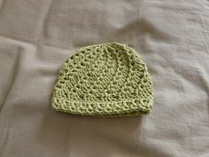 Divine hat. adult and preemie sizes. Also, a lot of other crochet hat patterns on this website.
