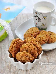 Szkolne ciasteczka ze słonecznikiem. \ Школьные печенье с семечками