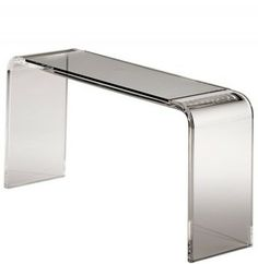 The Paris Apartment--Waterfall Console Table