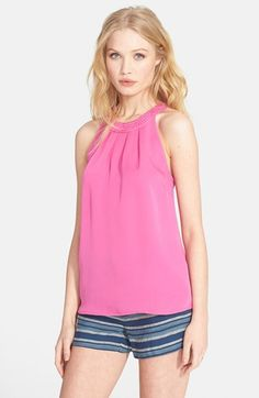 Joie 'Fantina' Silk Top available at #Nordstrom
