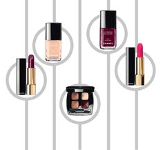 New obsession for spring: Chanel's Spring Makeup for 2013