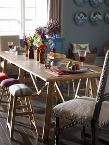 Dining Table - Furniture Stores in Knoxville - Braden's Lifestyle Furniture - Four Hands Furniture - Dining Room Furniture - Home Décor - Interior Design - The Design Center at Braden's