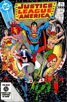 More Like A Justice League