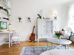 Small+Space+Living Small Space Decorating Ideas
