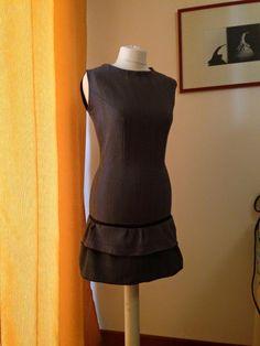 Vestito con balze - handmade by LoreLà