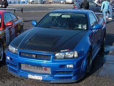Skyline R34 GTR... Nissan Gtr R34, R34 Gtr, Nissan Gtr Skyline, My Dream Car, Dream Cars, Modified Cars, Hot Cars, Jdm, Cars And Motorcycles