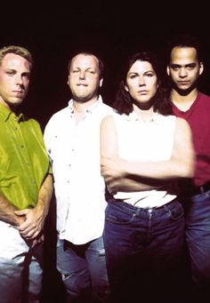 Pixies reunion * Legendary rock band The Pixies were a notoriously quarrelsome group who suffered a nasty breakup in 1993. In 2001 a renion seemed unlikely until the band in fact reunited in 2004.