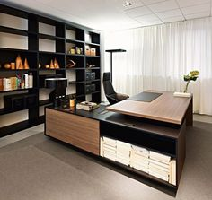 Best 29 Corporate Office Design Executive – Executive Home Office Design Corporate Office Design, Modern Office Design, Contemporary Office, Office Interior Design, Office Interiors, Modern House Design, Home Interior, Office Designs, Lobby Interior