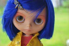 Coraline Blythe Doll