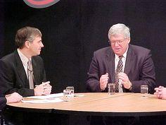 Jake Putnam and US Speaker of the House Dennis Hastert
