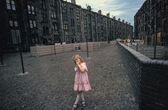 Raymond Depardon (Magnum) Glasgow, Scozia, Regno Unito, 1980.
