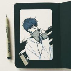 Cartoon Drawing Tips Pretty Art, Cute Art, Cartoon Drawings, Cute Drawings, Drawing Base, Drawing Tips, Manga, Arte Sketchbook, Cool Art Projects