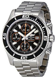 Breitling Men's A1334102-BA85 Superocean Chronograph Watch: http://watches.cybermarket24.com/breitling-mens-a1334102-ba85-superocean-chronograph-watch/