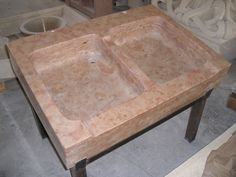 Lavello in marmo - http://achillegrassi.dev.telemar.net/project/lavello-in-marmo-rosso-asiago-lucido/ - Lavello in Marmo rosso Asiago lucido Dimensioni:  90cm x 63cm x 17cm
