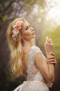 Floral wreath - SUNNY FAIRY