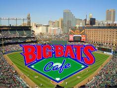 BigBats Cafe, Kent Island, MD