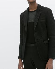 Image 5 of MESH BLAZER from Zara