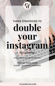 Double Your Instagra