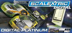 scalectrix set! - fun for us all!!