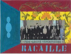 Racaille collage