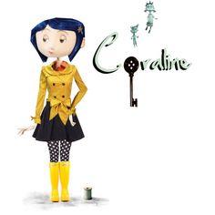 Coraline (Something to wear)