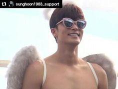 "@sunghoon1983_support #SUNGHOON Chocolate Abs. Angel '은위' #성훈, 초콜릿 복근 천사가 떴다 '상반신 누드' ""#SecretlyGreat"" Sung Hoon turned into a half-nude angel and  #Henry  released a playful shot.  TODAY #sunghoon & #henry will appear on #MBC program ""secretly Greatly"" EP15  on air 26/3  Sunday 6:45PM #은밀하게위대하게 #secretlygreatly  #성훈 🙊🙉🙈 오늘 저녁(일) 6시 45분 놓치지마세요~  #은밀하게위대하게 #은위 #성훈 #헨리 #MBC예능연구소 #프로예능꾼 . #배우성훈  @sunghoon1983  파이팅! @stallion__entertainment #ソンフン #방성훈  #成勋 #成勛 #sunghoon1983  #Stallio"