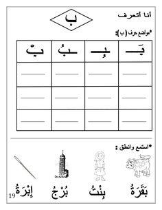 Arabic letter beginning middle end worksheets - Arabic worksheets for kindergarten - Letter Formation - Arabic Worksheets Arabic Alphabet Letters, Arabic Alphabet For Kids, Free Printable Alphabet Worksheets, Arabic Handwriting, Write Arabic, Learn Arabic Online, Arabic Lessons, Spanish Lessons, Arabic Language