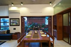 The Green House by Hiren Patel Architects (8)