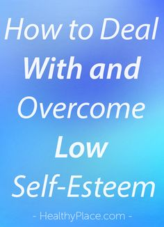 steps to build self esteem