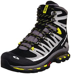 Shop SALOMON Men's Ankle-Height Hiking Boots Black Size: UK ✓ free delivery ✓ free returns on eligible orders Caterpillar Boots, Salomon Shoes, Best Hiking Shoes, Trekking Shoes, Walking Boots, Cool Boots, Sneaker Boots, Winter Boots, Leather Boots