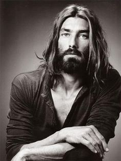 Patrick Petitjean - homme à la #barbe - #French, of course! - the man who brought beards back into #fashion again - love and respect him. < I don't know who this is but, uh, hell yeah!