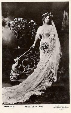 Vintage Bride by *GRANNYSATTICSTOCK on deviantART