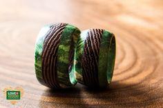 Товары Деревянные кольца и украшения от Love And Wood – 79 товаров
