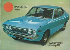 Datsun 140J 160J 01 | Flickr - Photo Sharing!