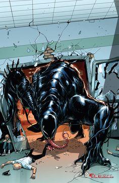 Ultimate Venom by Sara Pichelli *