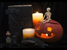 Samhain is the most popular time of year to honor our ancestors. Let's learn about how to honor them during Samhain. Spirit Ghost, Modern Witch, Magic Spells, Samhain, Pumpkin Carving, Let It Be, Holiday, Separates, Magick Spells