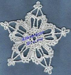 Royal Snowflake Free Pattern