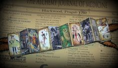 Vintage Dragonfly: Domino Book  Inside of Halloween book#Repin By:Pinterest++ for iPad#