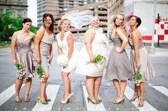 #wedding #brides #bridesmaids © Amanda Wilcher Photographers